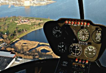 Helicopter Flight School Baltimore Maryland, Washington DC
