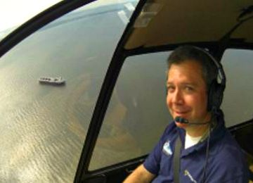 R44 flight reviews and R22 helicopter flight reviews