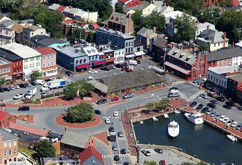 Tour Annapolis with Monumental Helicopters