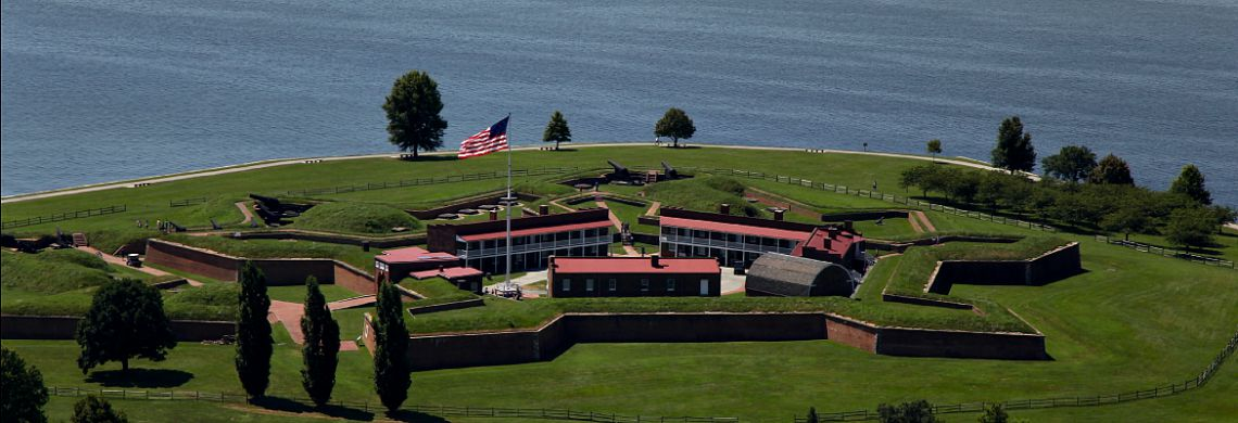 Baltimore Tours include Fort McHenry