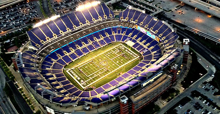 Baltimore Events: Tour Baltimore Ravens Stadium
